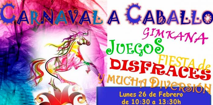Carnaval a caballo portada