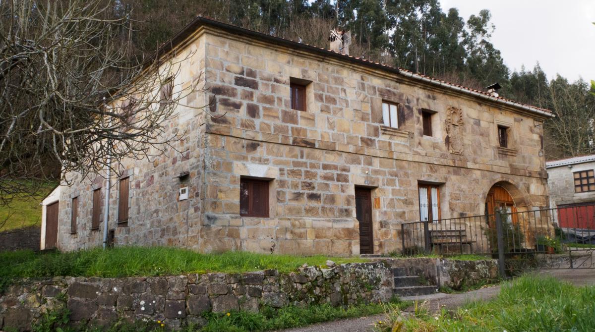 Casa de los Bustillo Socobio destacado