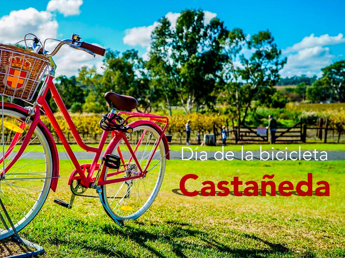 Día de la bicicleta en Castañeda destacado