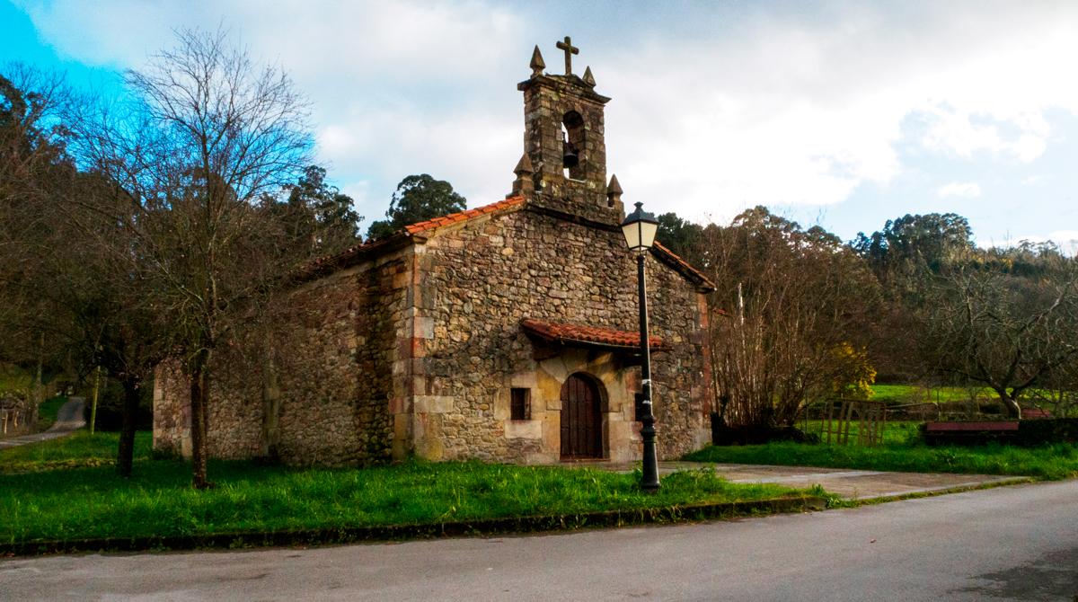 Ermita de Nª.Sª. de El Carmen en Villabáñez destacado