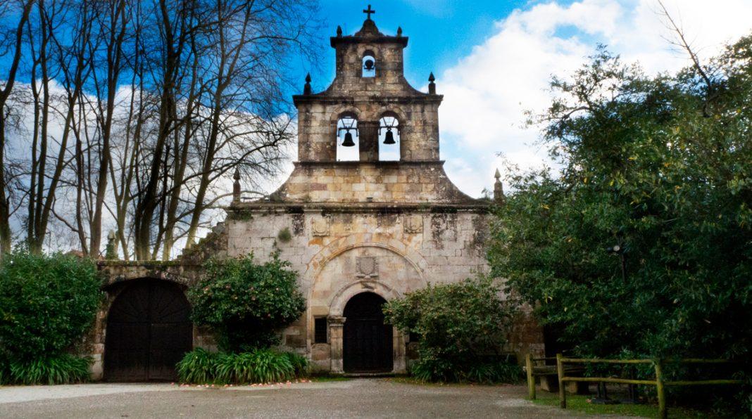 Ermita de San Juan en Villabáñez portada