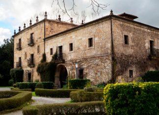 Palacio de los Gándara portada