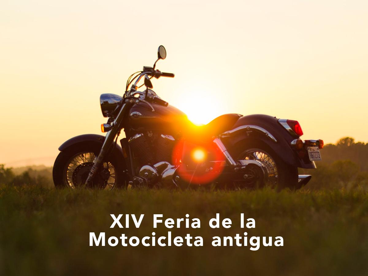 Presentación de la XIV Feria de la Motocicleta antigua destacado