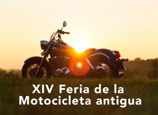 Presentación de la XIV Feria de la Motocicleta antigua portada