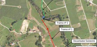 Proyecto saneamiento en la Bárcena en Pomaluengo portada