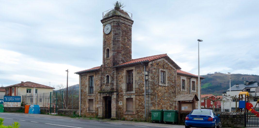 Torre del Reloj Pomaluengo
